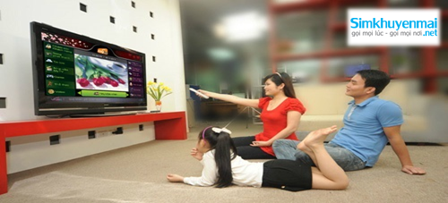 Bảng giá Lắp đặt internet truyền hình Viettel
