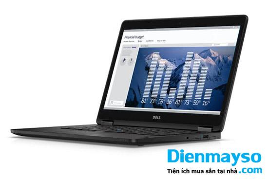 Laptop Dell Latitude E7470 core i5 Ram 8GB, SSD 256GB